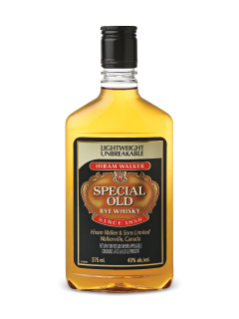 Rye Whisky Walker Special Old