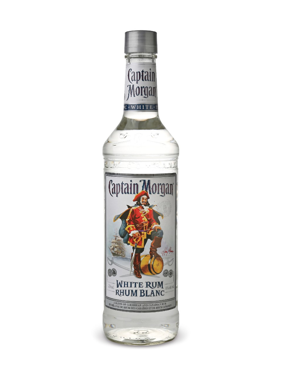 Image for Captain Morgan White Rum from LCBO