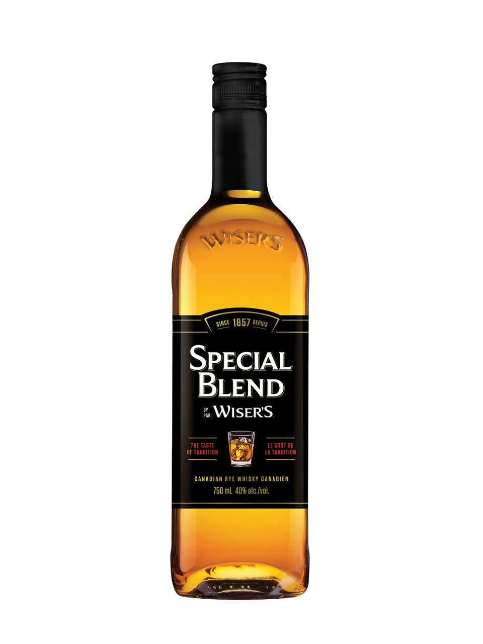 Image for Wiser's Special Blend Whisky from LCBO