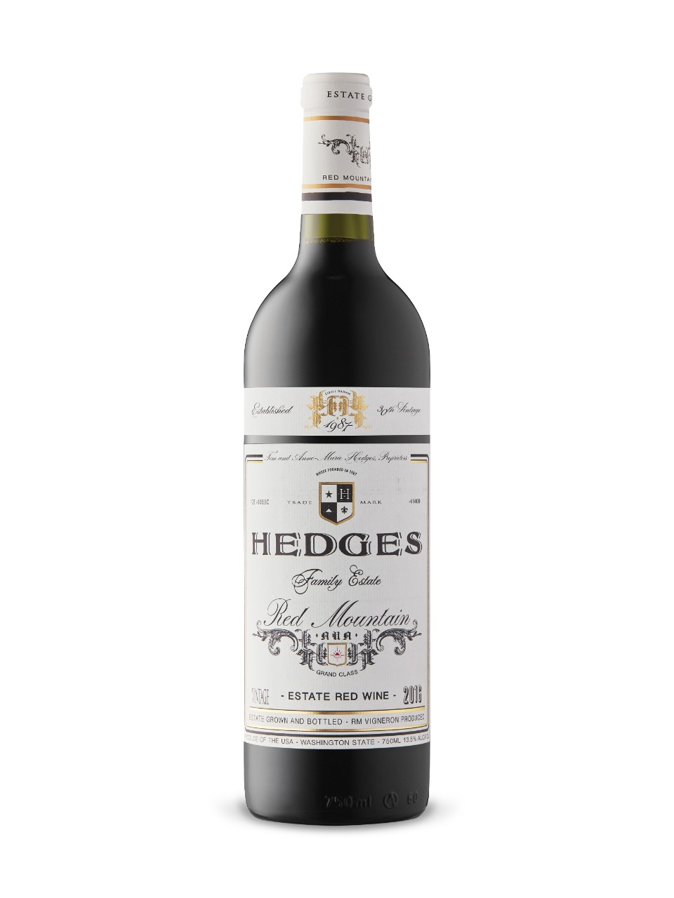 Hedges Family Estate Rouge 2013