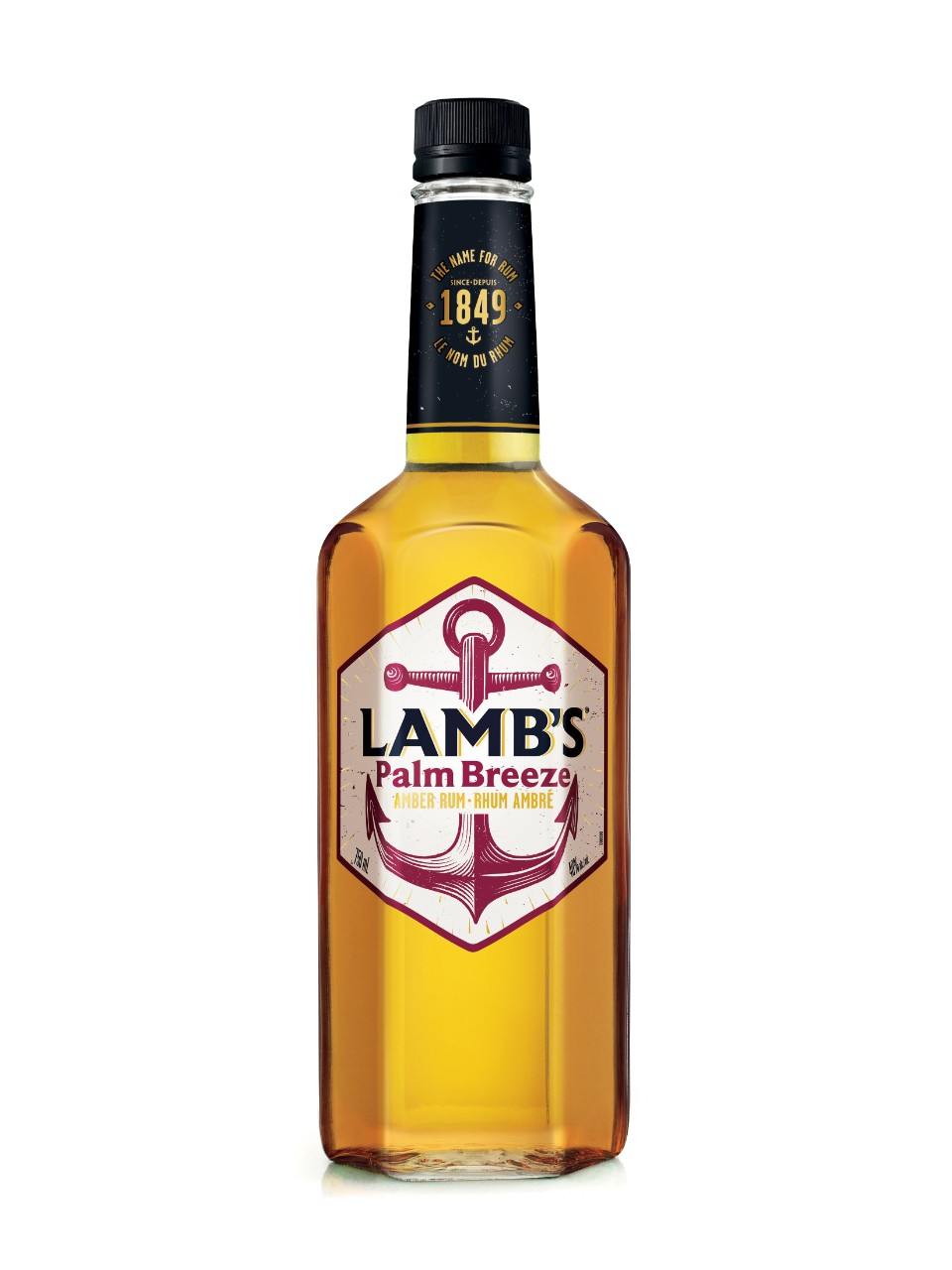 Image for Lamb's Palm Breeze Rum from LCBO