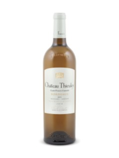 Château Thieuley Francis Courselle Blanc 2010