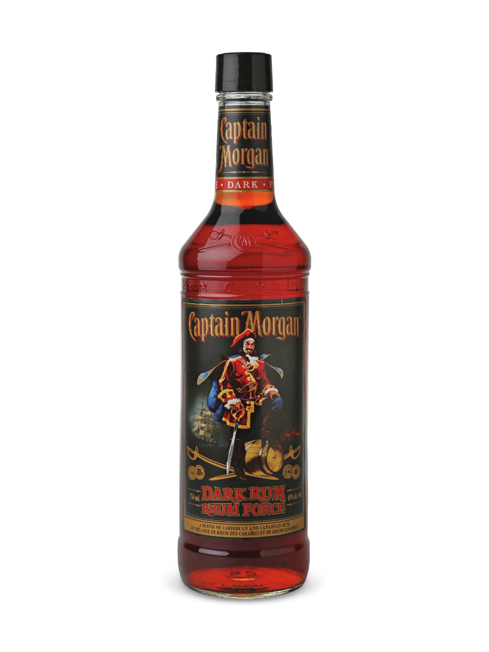 Captain Morgan Dark Rum Lcbo