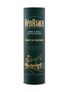 The Benriach Heart of Speyside Single Malt Scotch Whisky