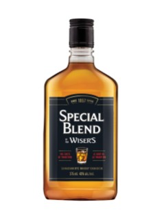 Wiser's Special Blend Whisky (PET)