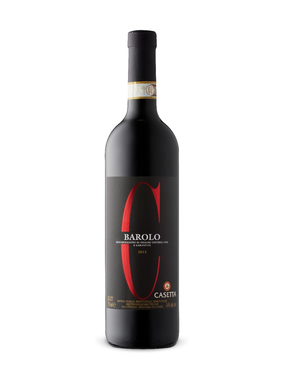 Image for Casetta Barolo 2013 from LCBO