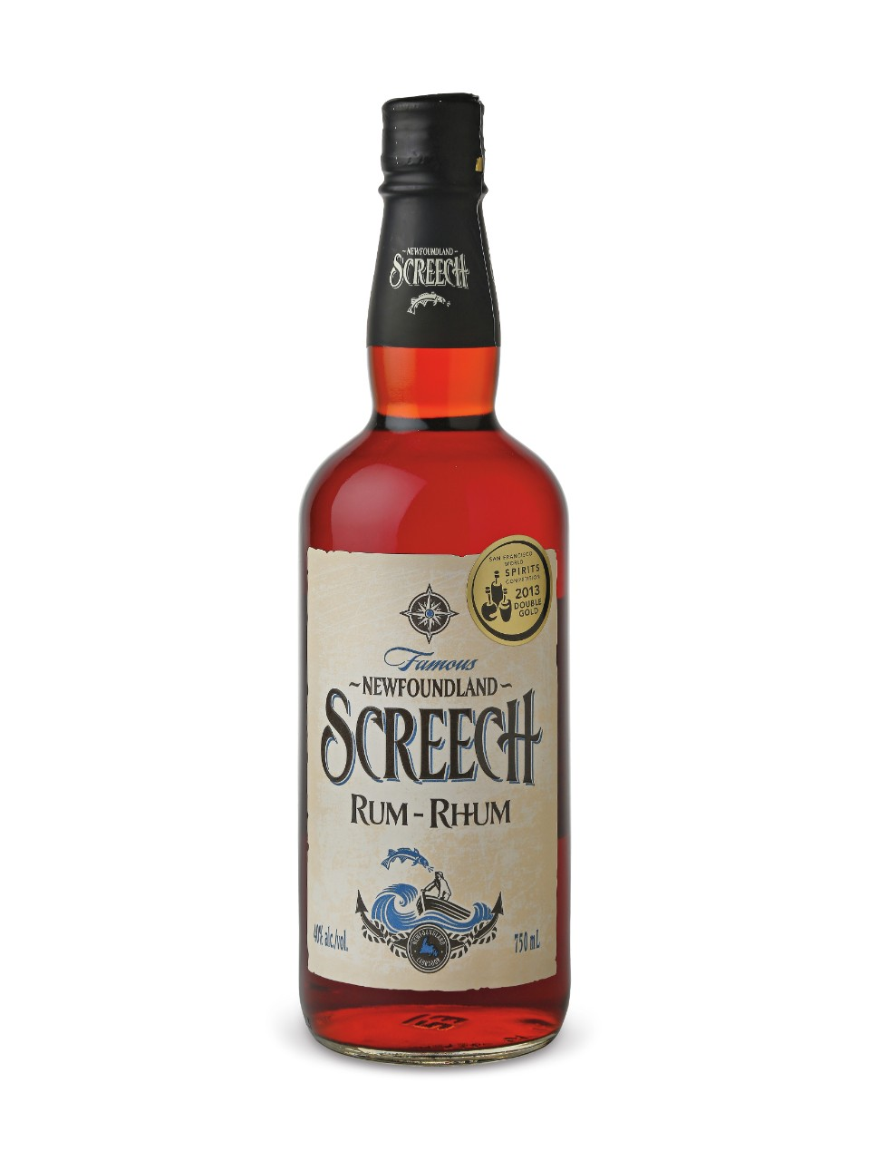 Image for Newfoundland Screech Rum from LCBO