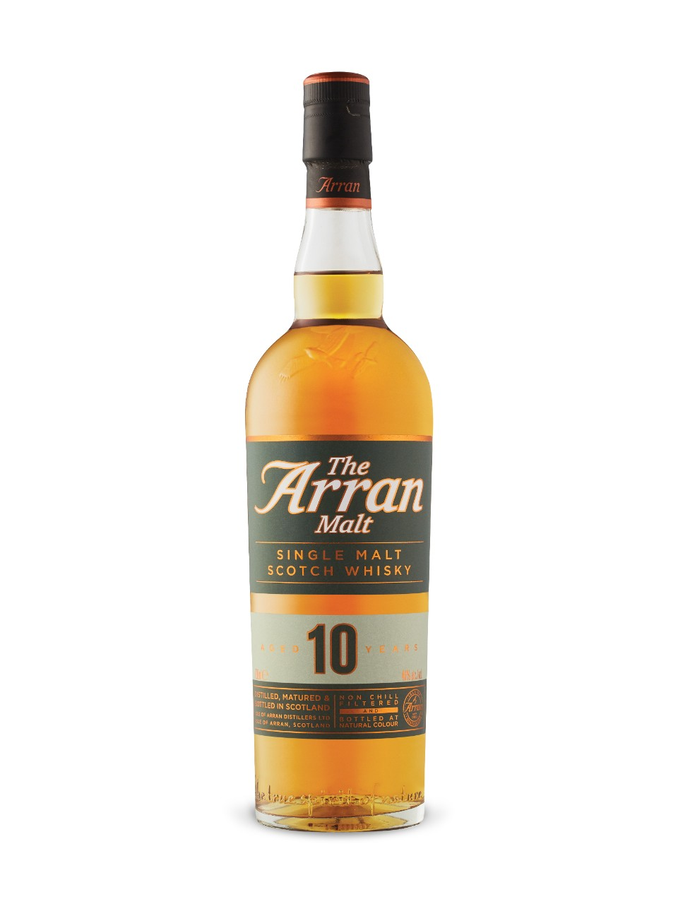 Image for The Arran Malt 10-Year-Old Single Malt Scotch Whisky from LCBO