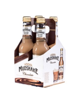Vodka Mudshake Chocolate