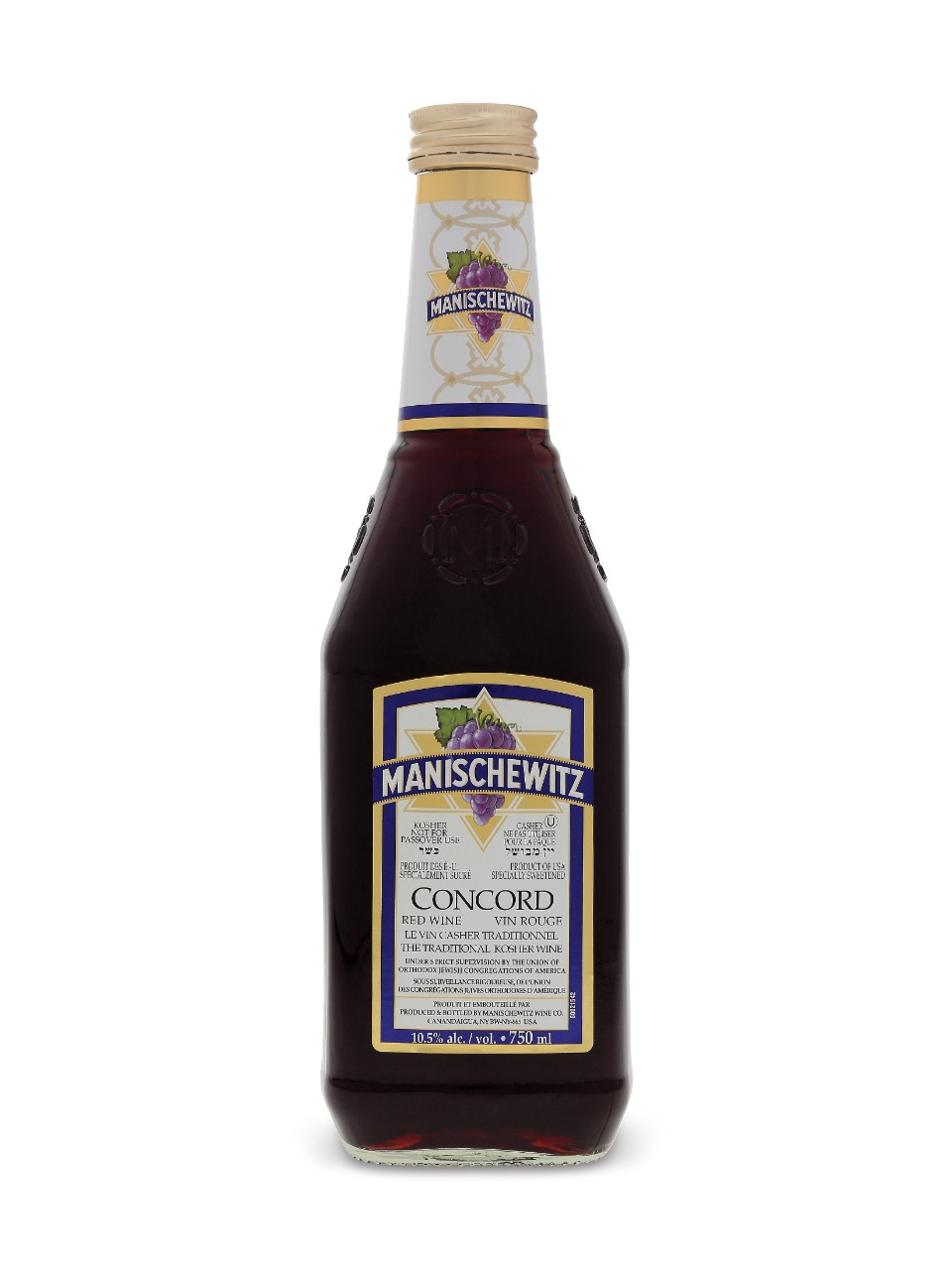 Image for Manischewitz Concord K from LCBO
