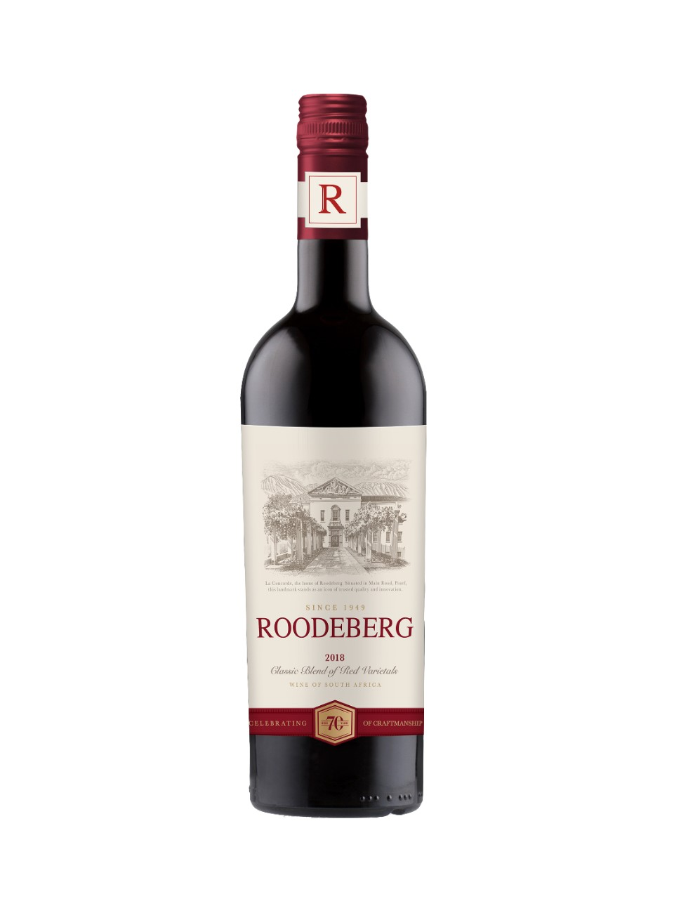 Image for KWV Roodeberg Red from LCBO