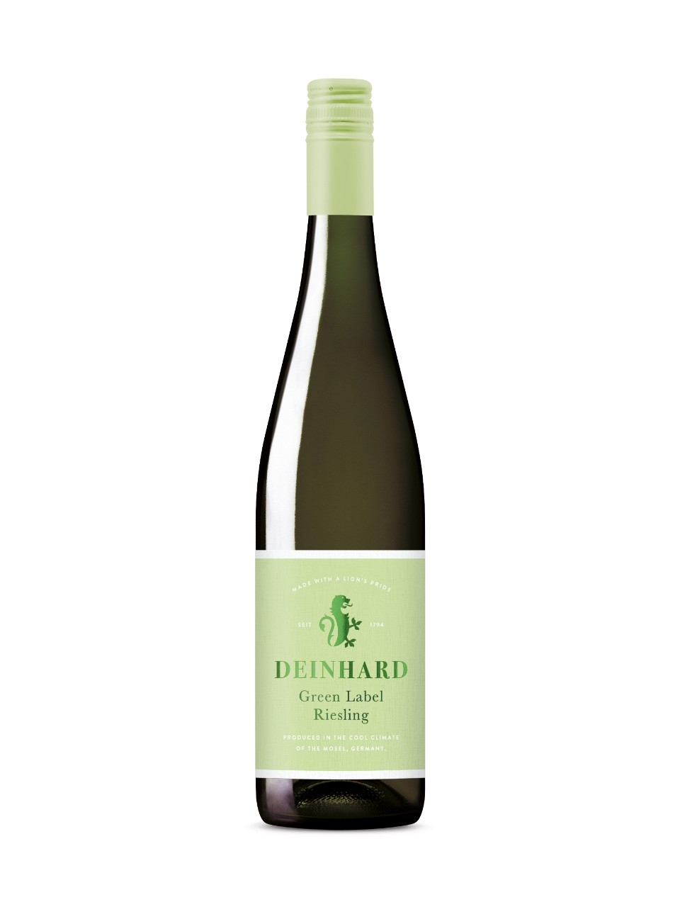 Image for Deinhard Green Label Riesling, Mosel from LCBO