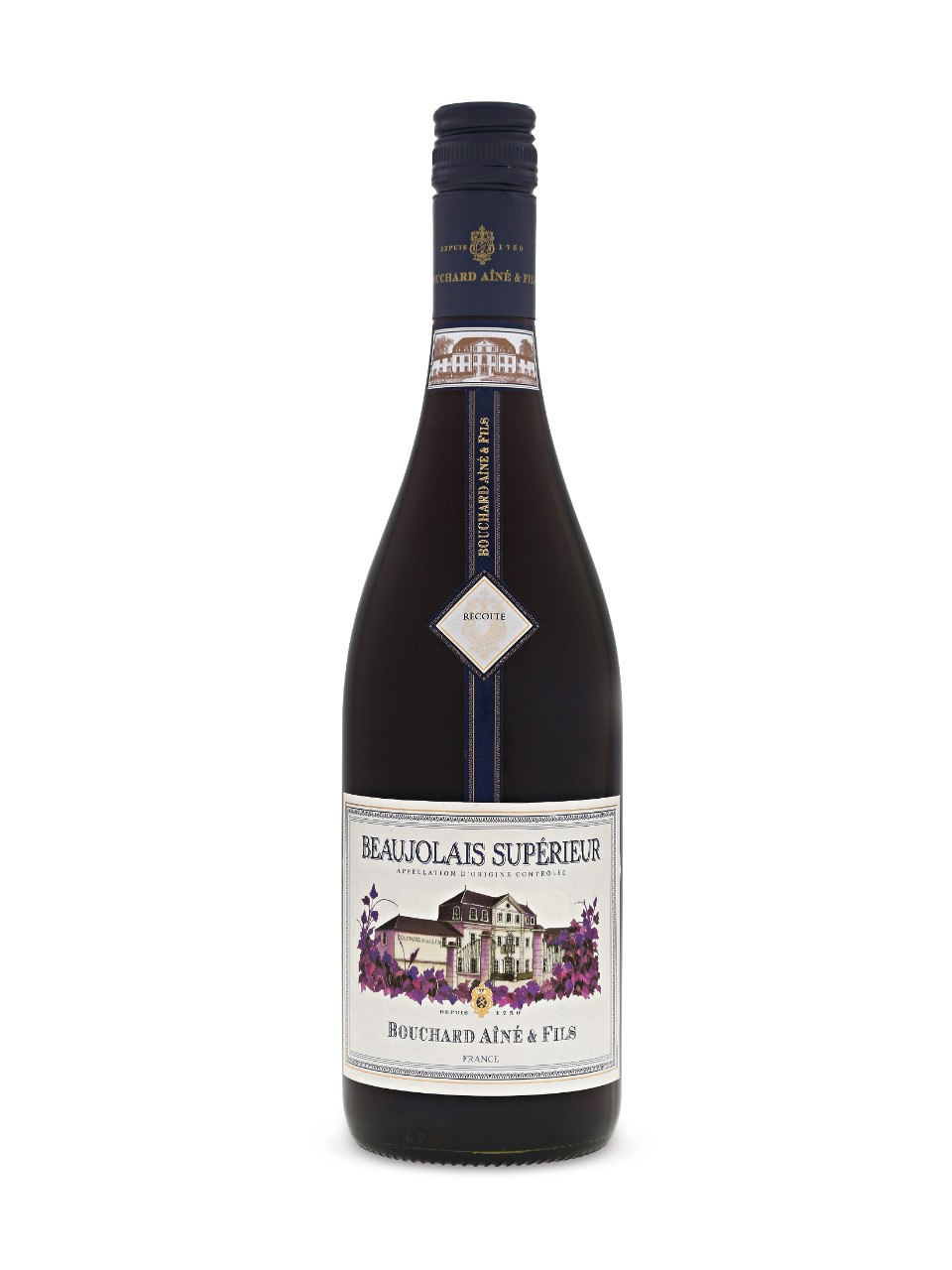 Image for Bouchard Aine & Fils Beaujolais Superieur from LCBO