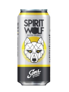 Sons of Kent Spirit Wolf Coffee Blonde