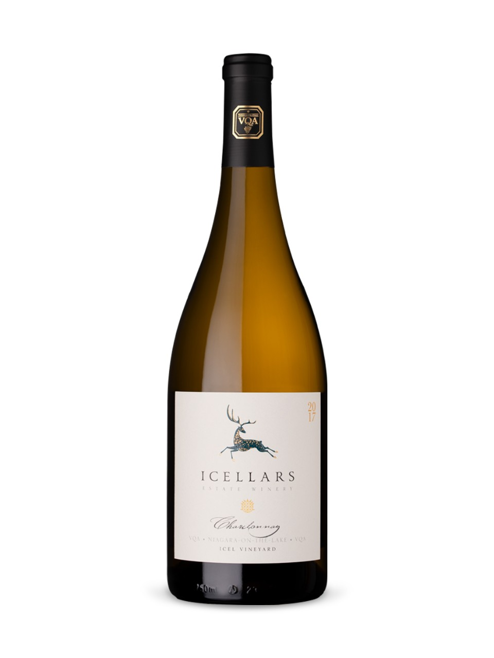 Image for Icellars Estate Winery Chardonnay 2016 from LCBO