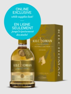 Kilchoman Sauternes Cask Finish Islay Single Malt