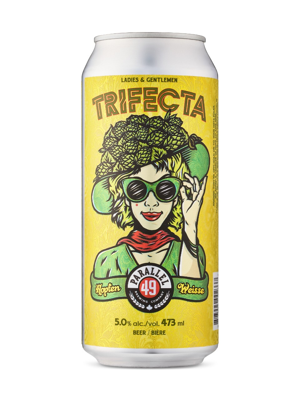 Image for Parallel 49 Trifecta Hopfenweisse from LCBO