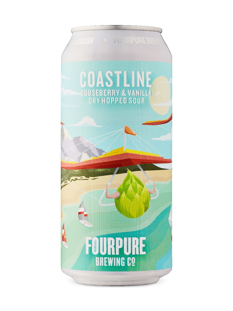 Image for Coastline from LCBO