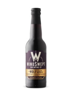 Windswept Brewing Co Wolf of Glen Morey Port Cask