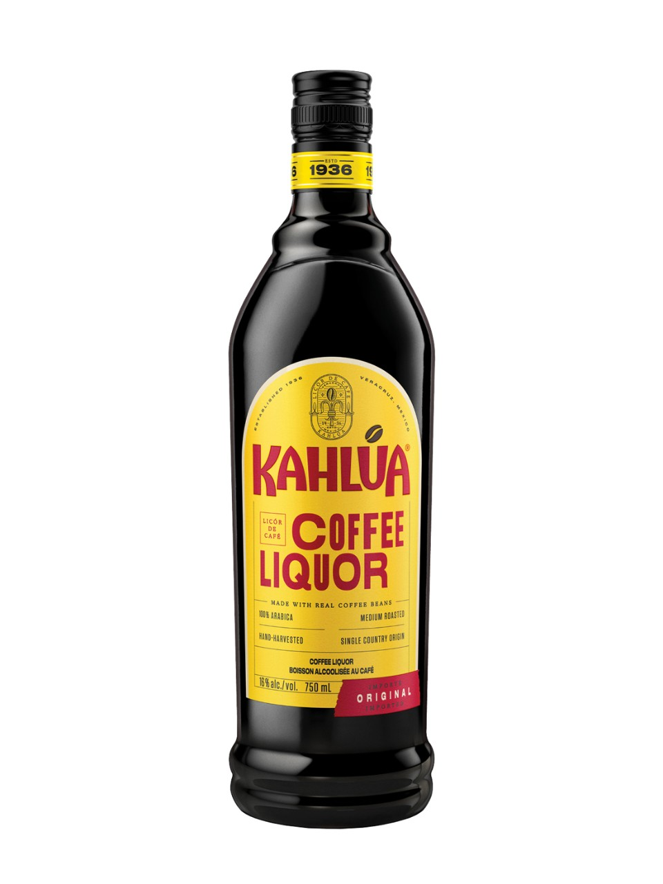 Image for Kahlua Coffee Flavoured Liquor from LCBO