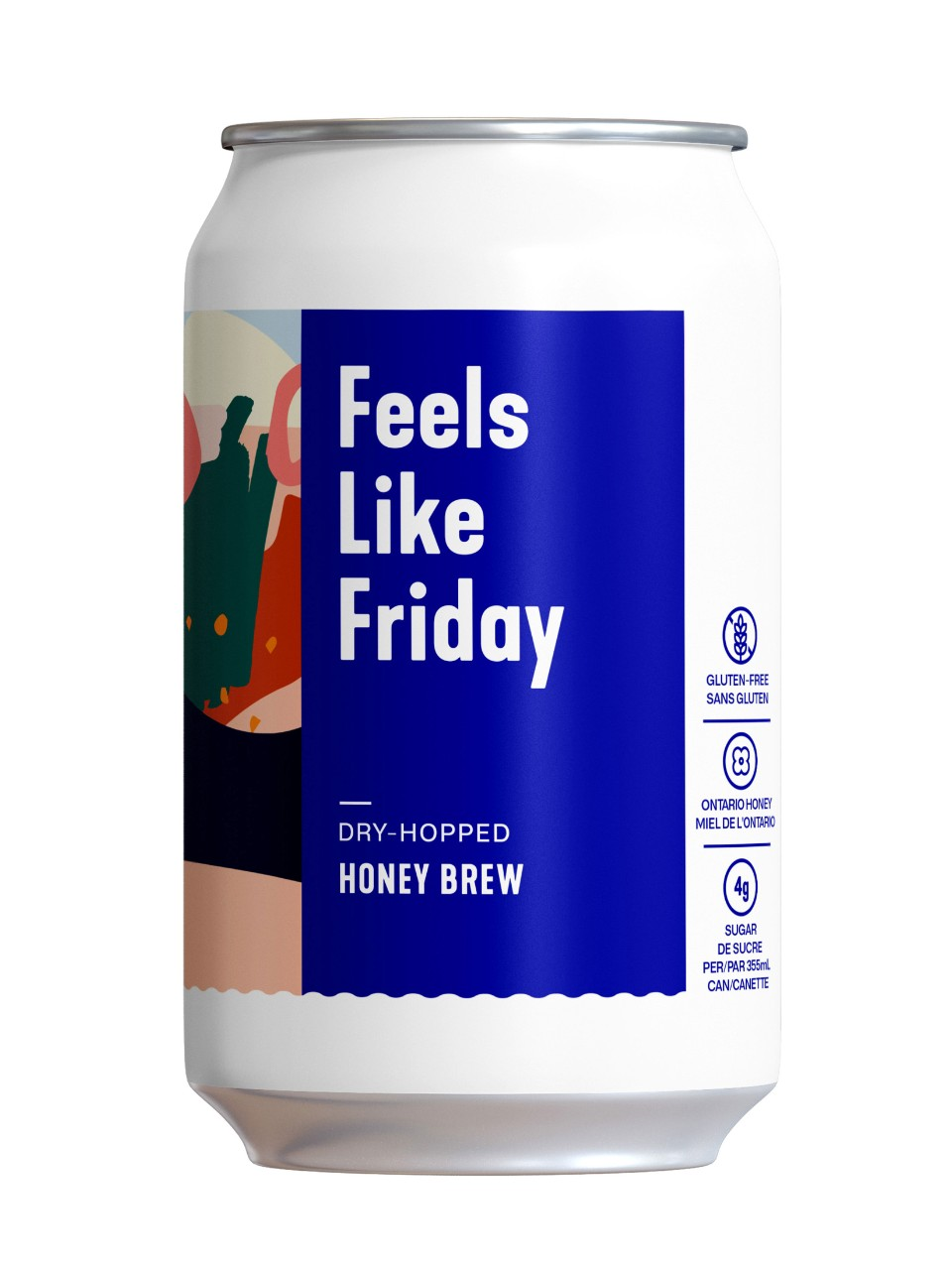 Image for Feels Like Friday - Hopped Buckwheat Session Mead from LCBO
