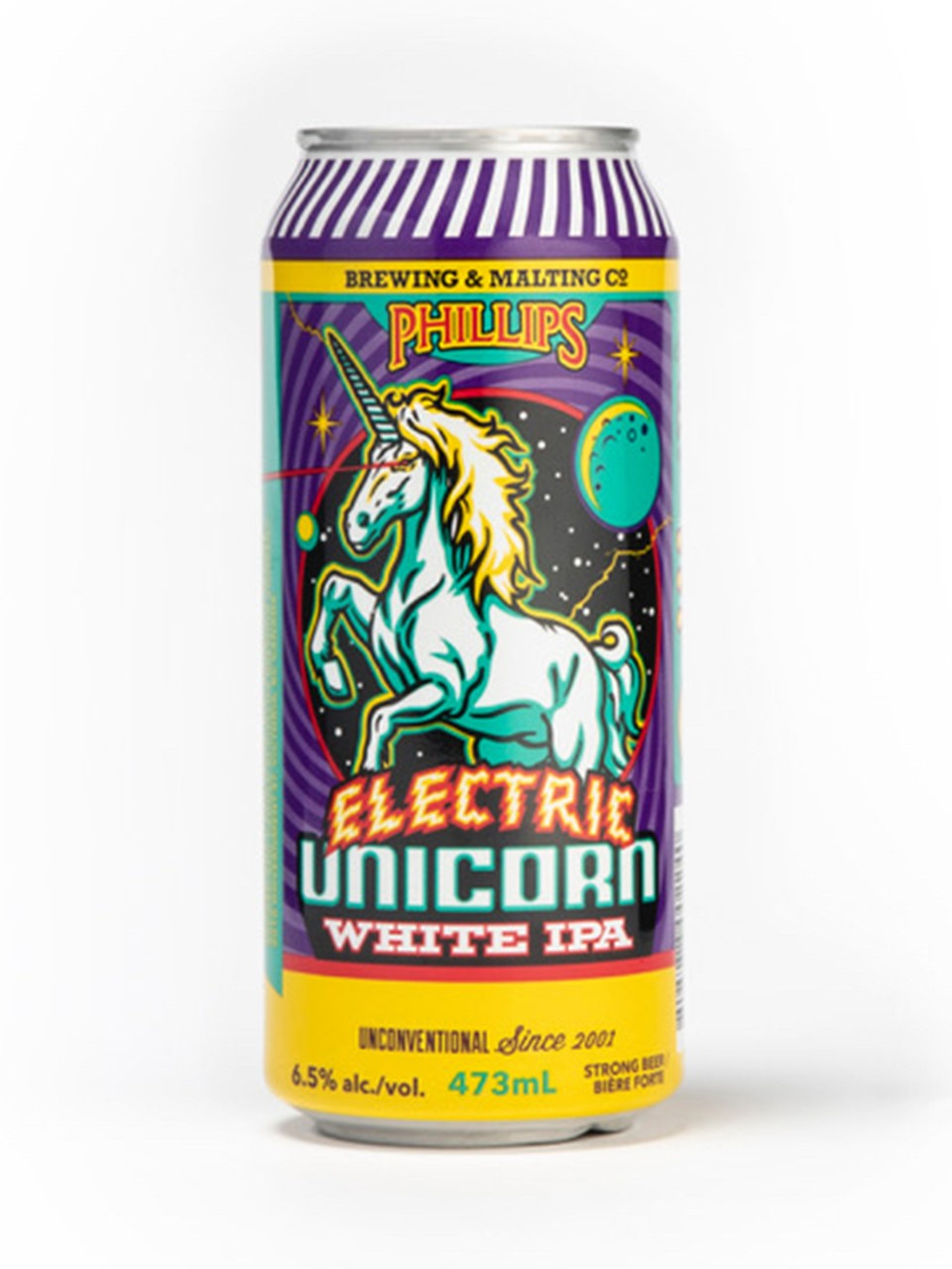 Image for Phillips Electric Unicorn White Ipa from LCBO