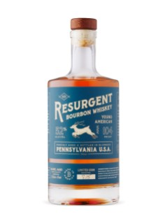 Resurgent Young American Bourbon
