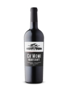 Ca' Momi Heartcraft North Coast Cabernet Sauvignon 2017