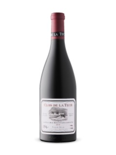 Clos de la Tech Santa Cruz Mountains Estates Pinot Noir 2012