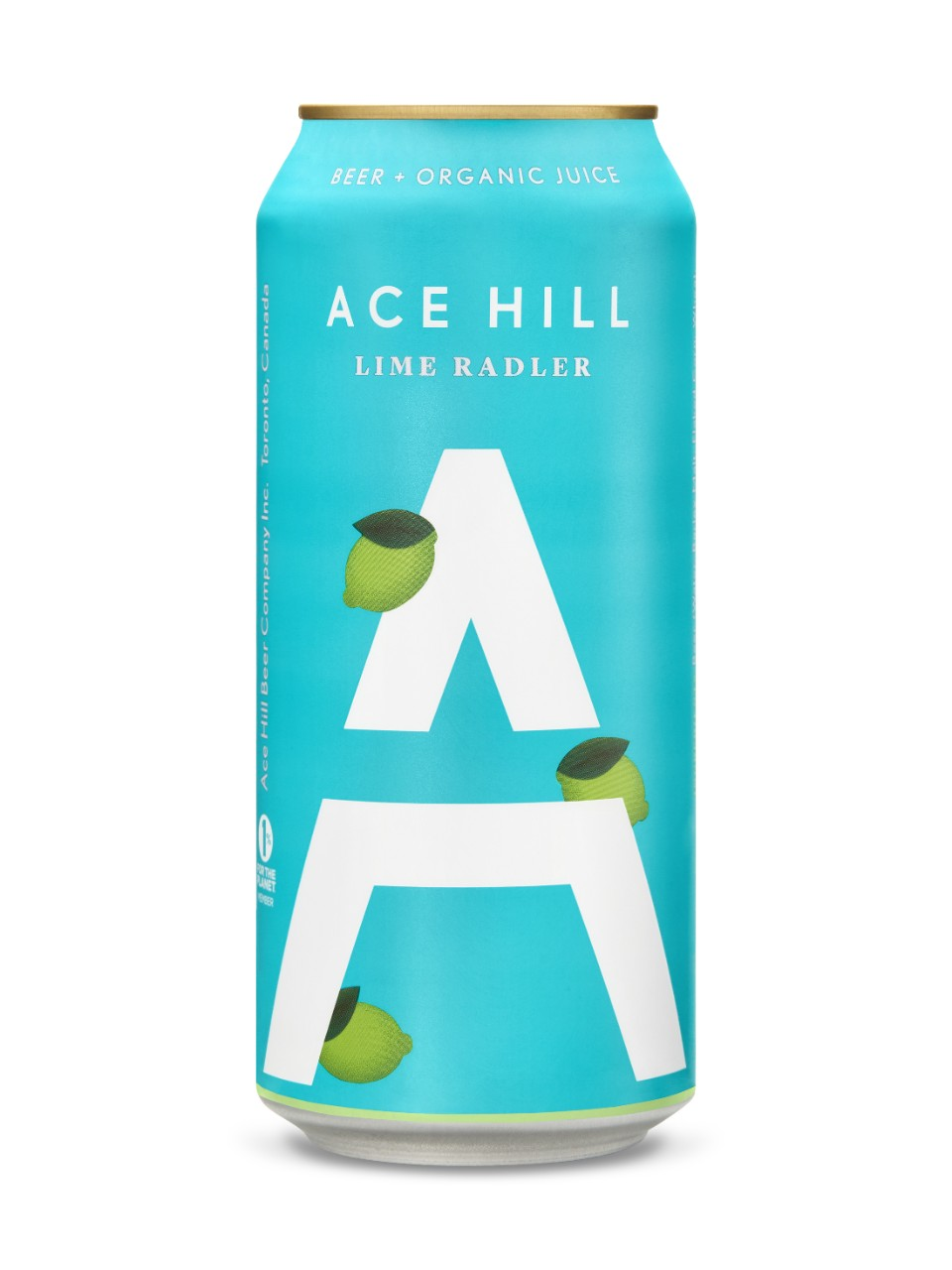 Image for Ace Hill Lime Radler from LCBO