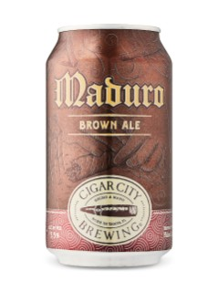 Maduro Brown Ale Cigar City Brewing