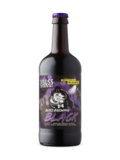 Boss Brewing Company Black Stout