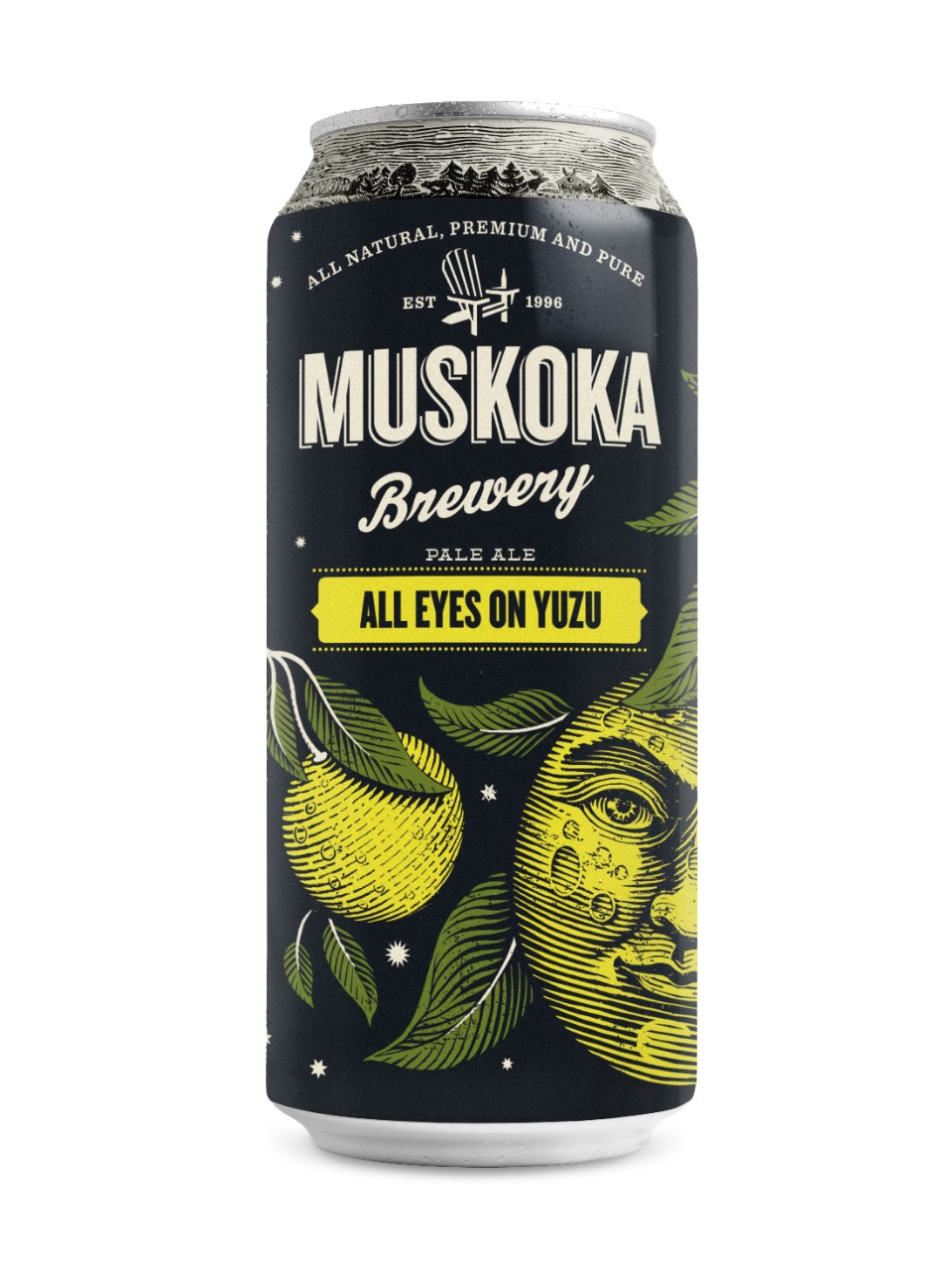 Image for Muskoka Brewery All Eyes on Yuzu from LCBO