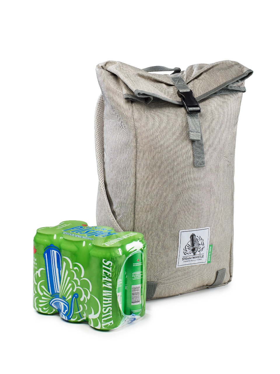 Image for Steam Whistle Cooler Backpack from LCBO