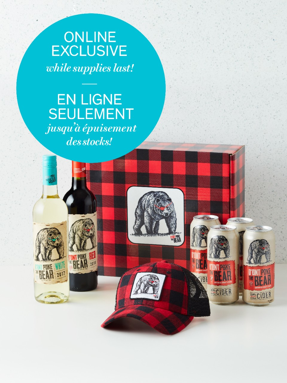 Image for D'Ont Poke The Bear Special Offer from LCBO