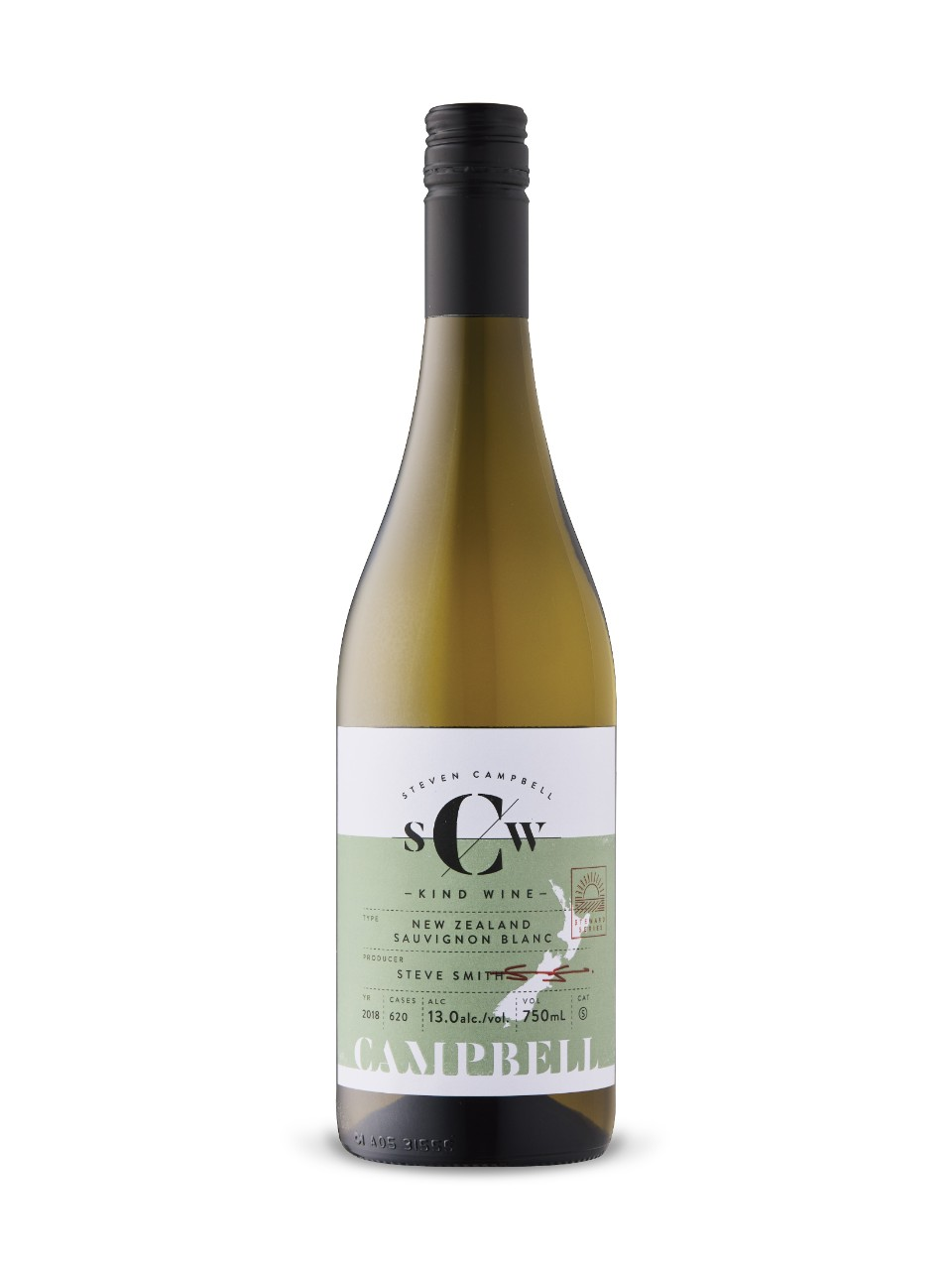 Image for Campbell Kind Wine Sauvignon Blanc 2018 from LCBO