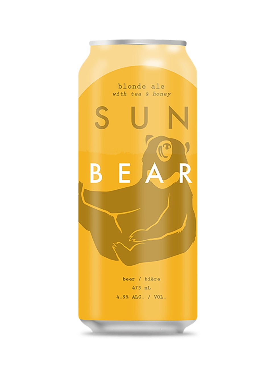 Image for Sun Bear Blonde Ale from LCBO
