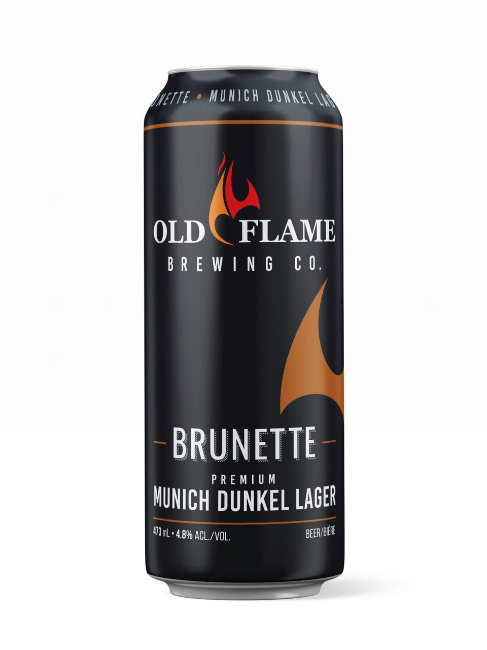 Old Flame Brunette Munich Dunkel from LCBO
