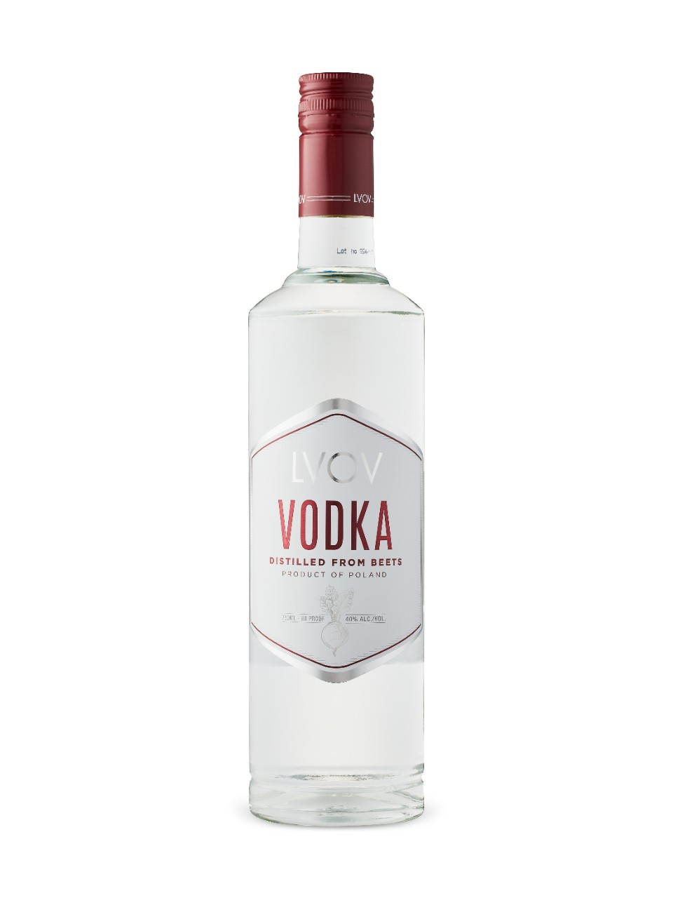 Image for LVOV Vodka KP from LCBO