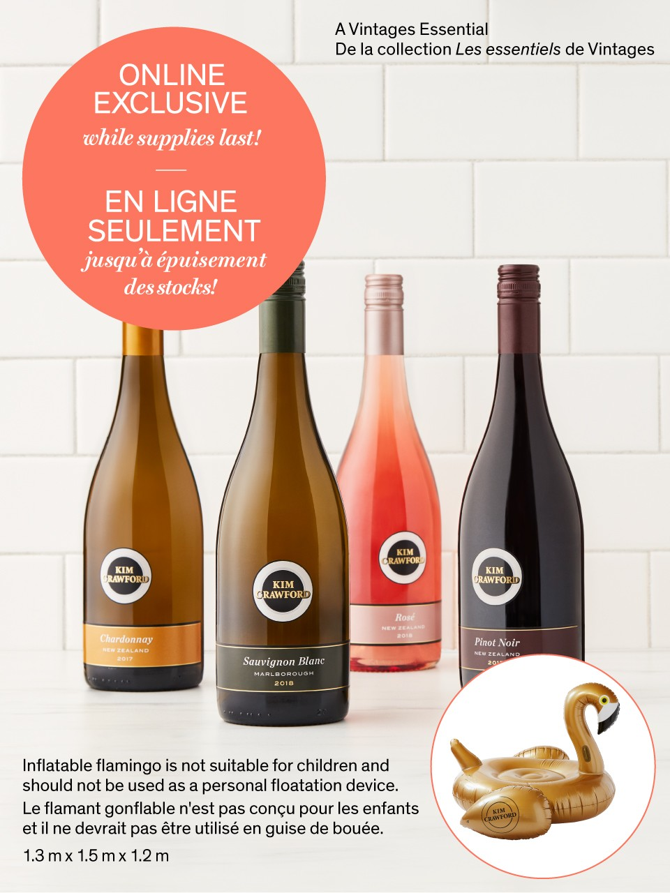Image for KIM CRAWFORD WINE SPECIAL OFFER from LCBO