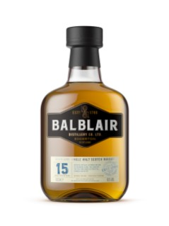 Balblair 15YO Highland Single Malt Scotch