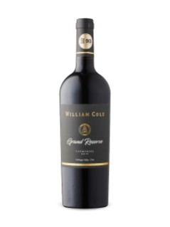 William Cole Grand Reserve Carmènere 2017