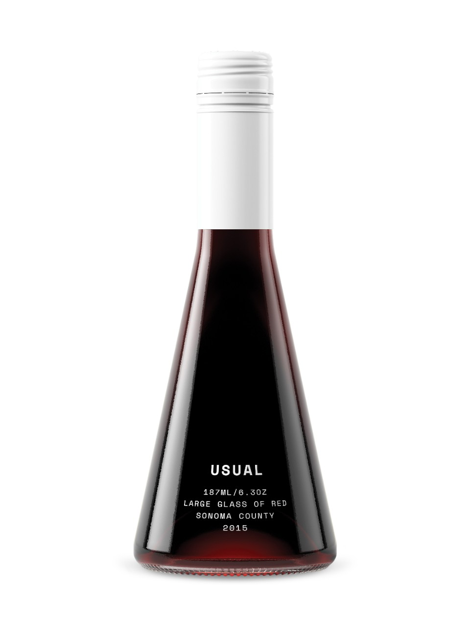 Image for Usual Red 2015 from LCBO