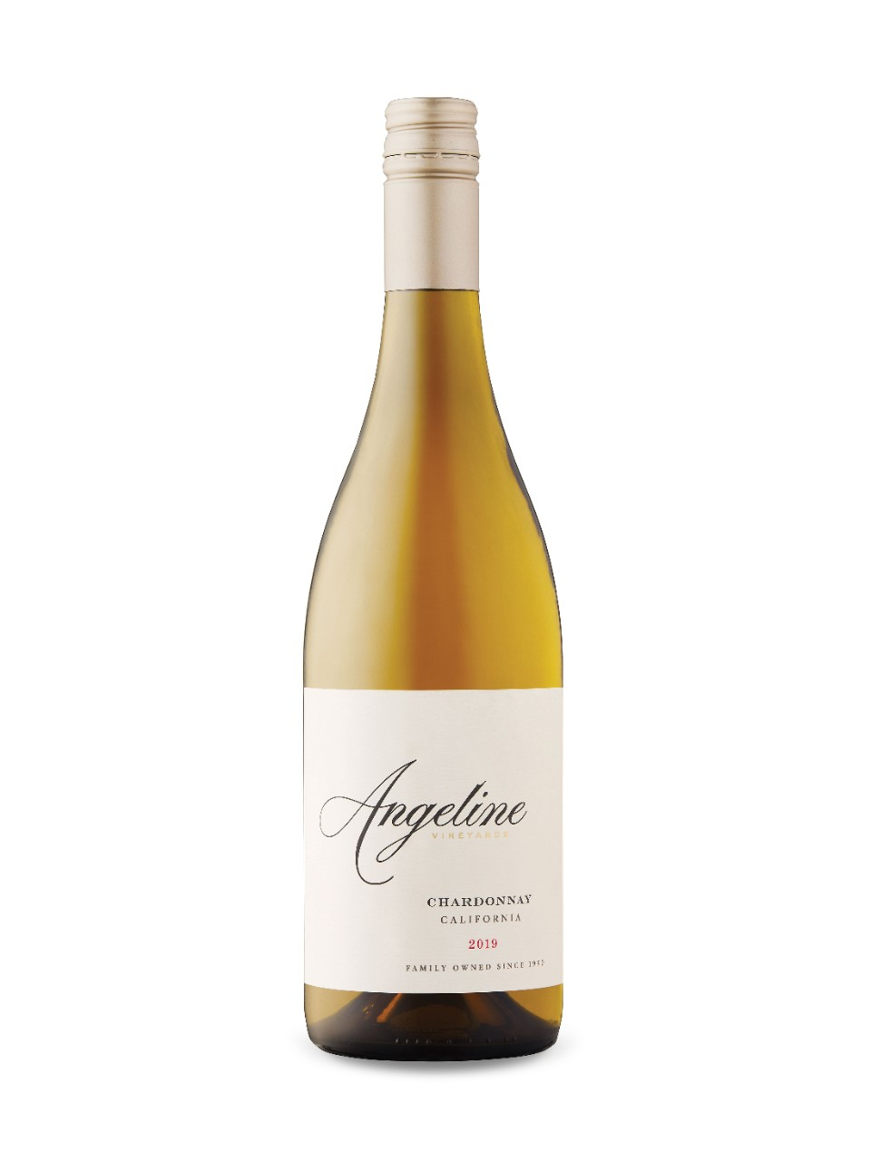 Image for Angeline California Chardonnay 2018 from LCBO