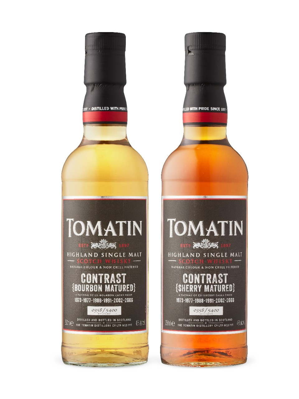Image for Tomatin Highland Single Malt Contrast Edition from LCBO