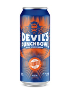 Clifford Brewing Devil's Punchbowl India Session Lager