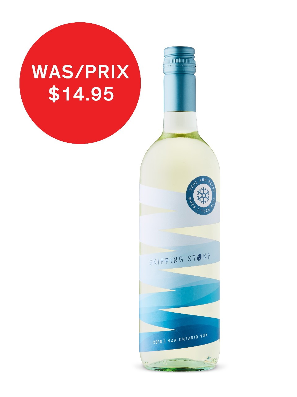 Image for Skipping Stone White VQA from LCBO
