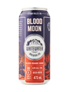 Whitewater Brewing Blood Moon Orange Sour