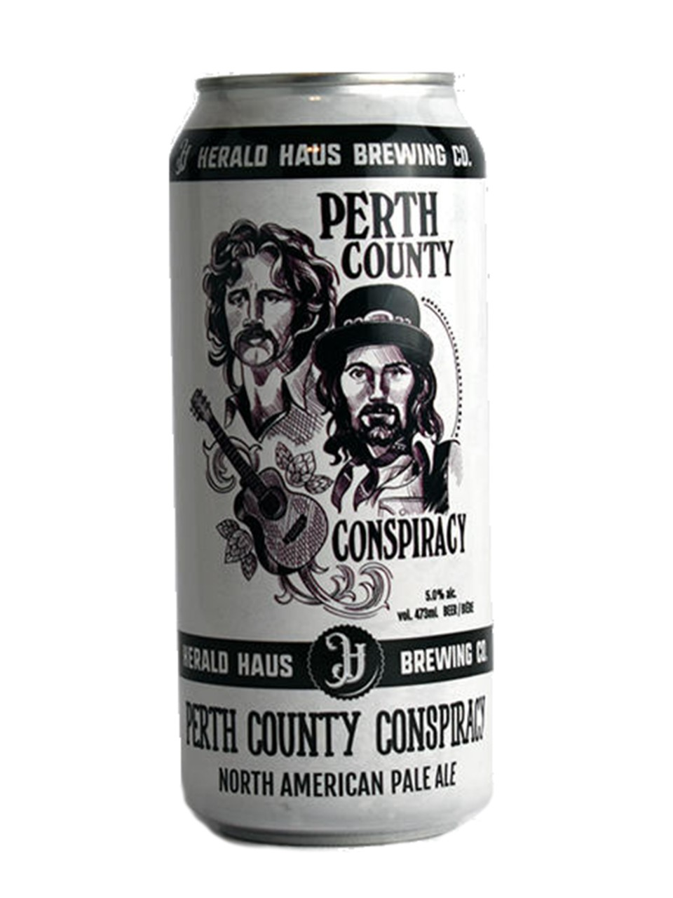 Image for Herald Haus, Perth County Conspiracy Pale Ale from LCBO