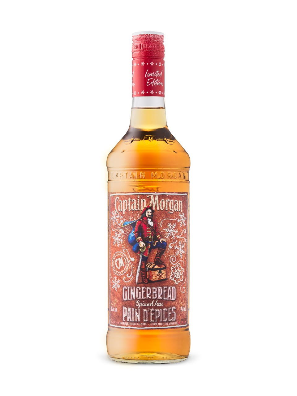 Captain Morgan Gingerbread Spiced from LCBO